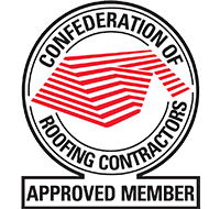 Confederation of Roofing Contractors Approved Member